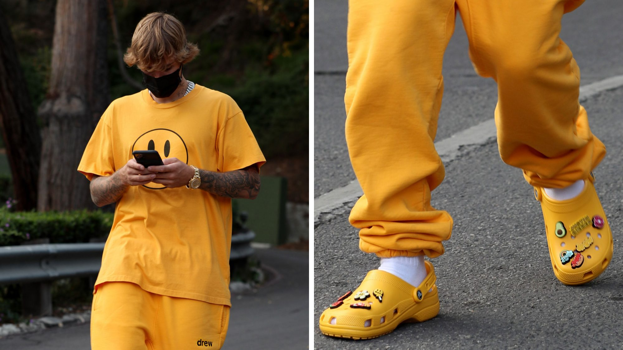 Justin Bieber Designed Crocs and That Feels Right