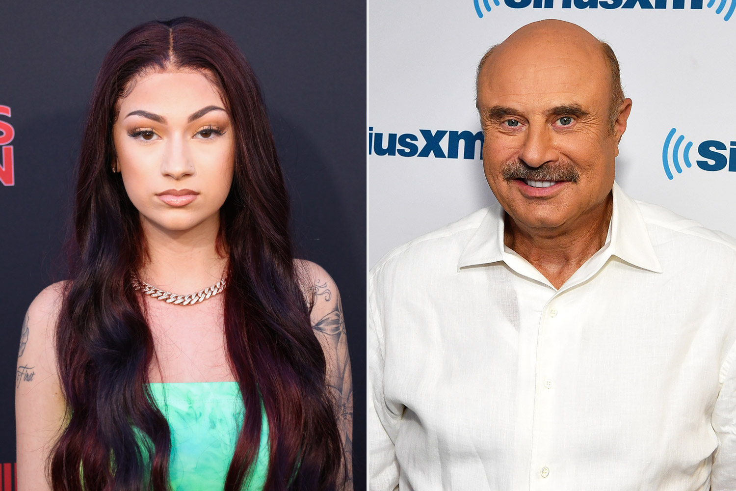Bhad Bhabie and Dr. Phil
