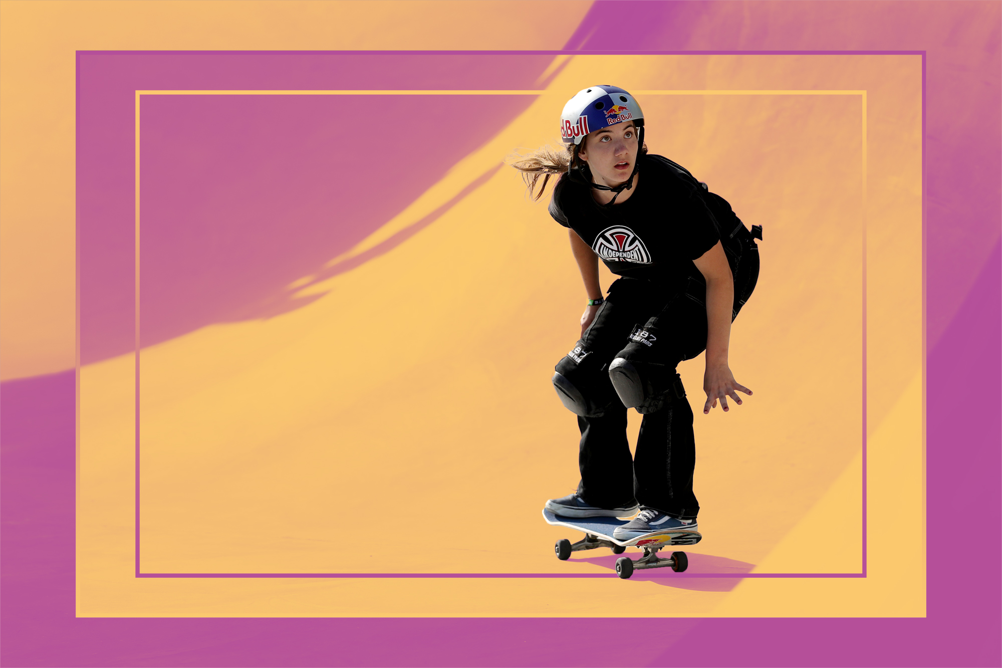 How Pro Skateboarder Brighton Zeuner is Shattering Records En Route to the Olympics