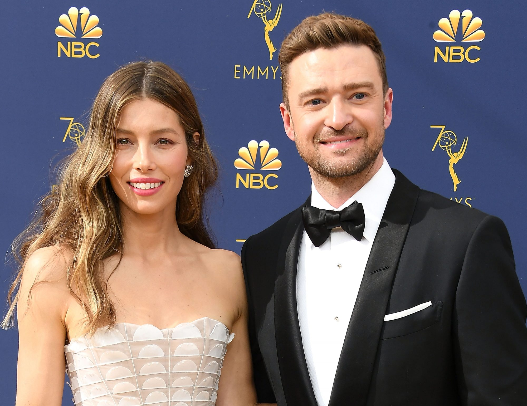 Justin Timberlake Shared the First Photo of His and Jessica Biel's Baby Son Phineas