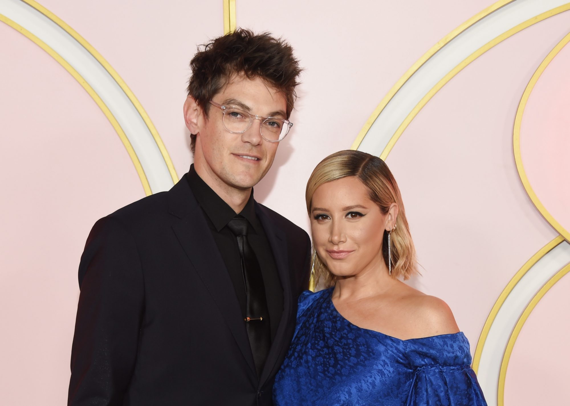 Ashley Tisdale Christopher French - LEAD