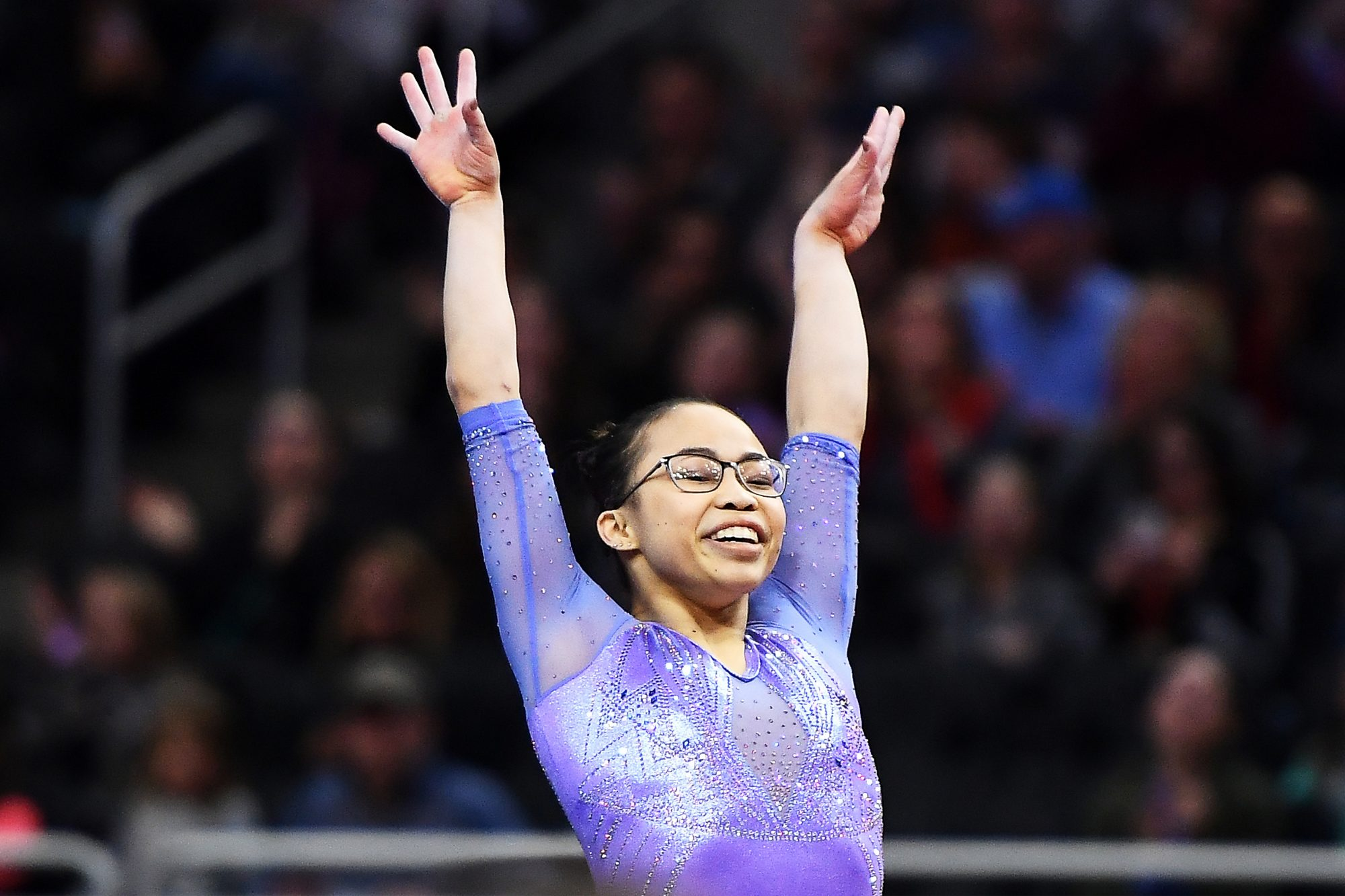 World Champion Gymnast Morgan Hurd is the Definition of Determination and Resilience