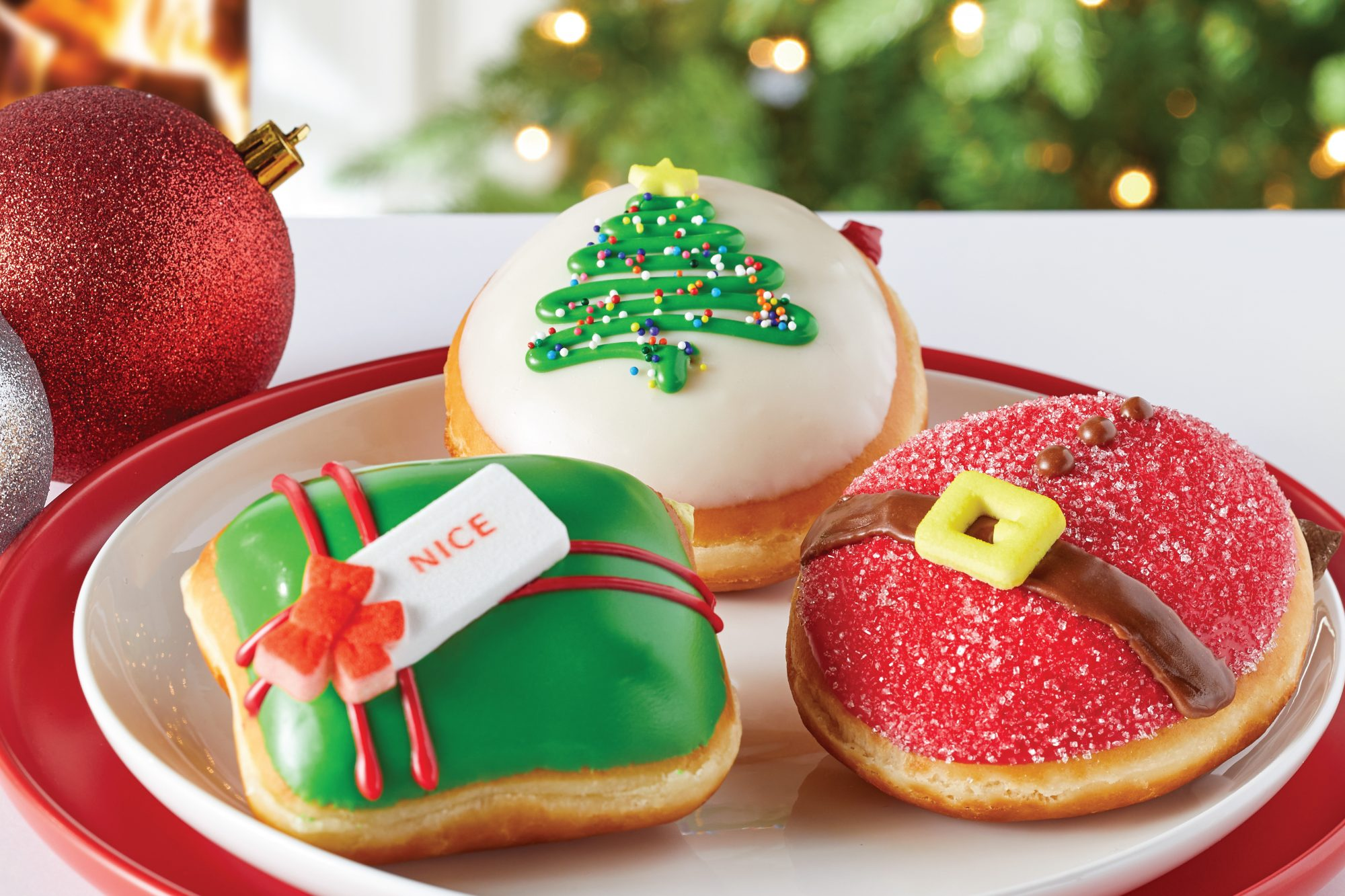Krispy Kreme Holiday Collection 2020