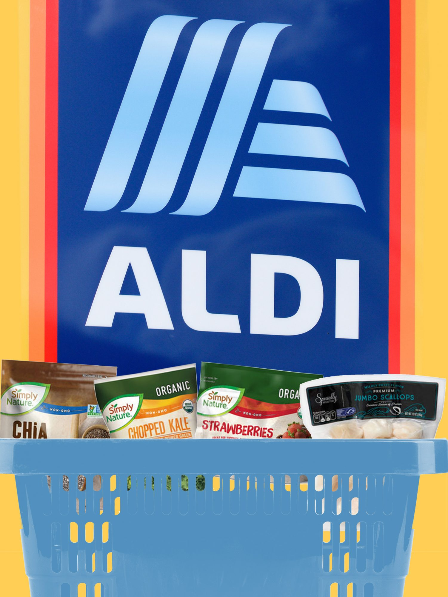 What to Buy at ALDI Grocery Stores, According to Nutritionists