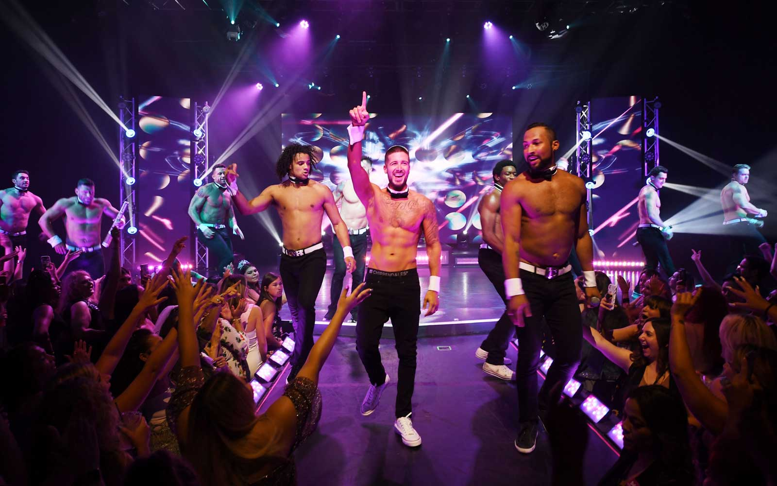 """Jersey Shore"" Star Vinny Guadagnino Returns To Chippendales As Celebrity Guest Host By Popular Demand At Rio All-Suite Hotel & Casino"