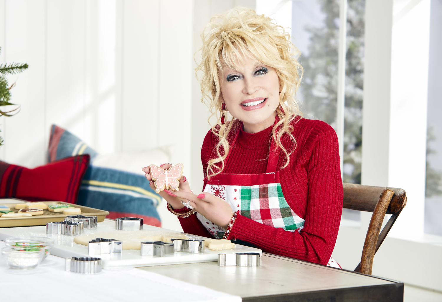 Dolly Parton WS Cooking Collection