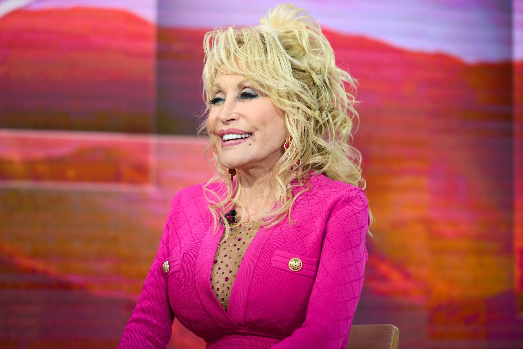 Dolly Parton on Wednesday, November 20, 2019