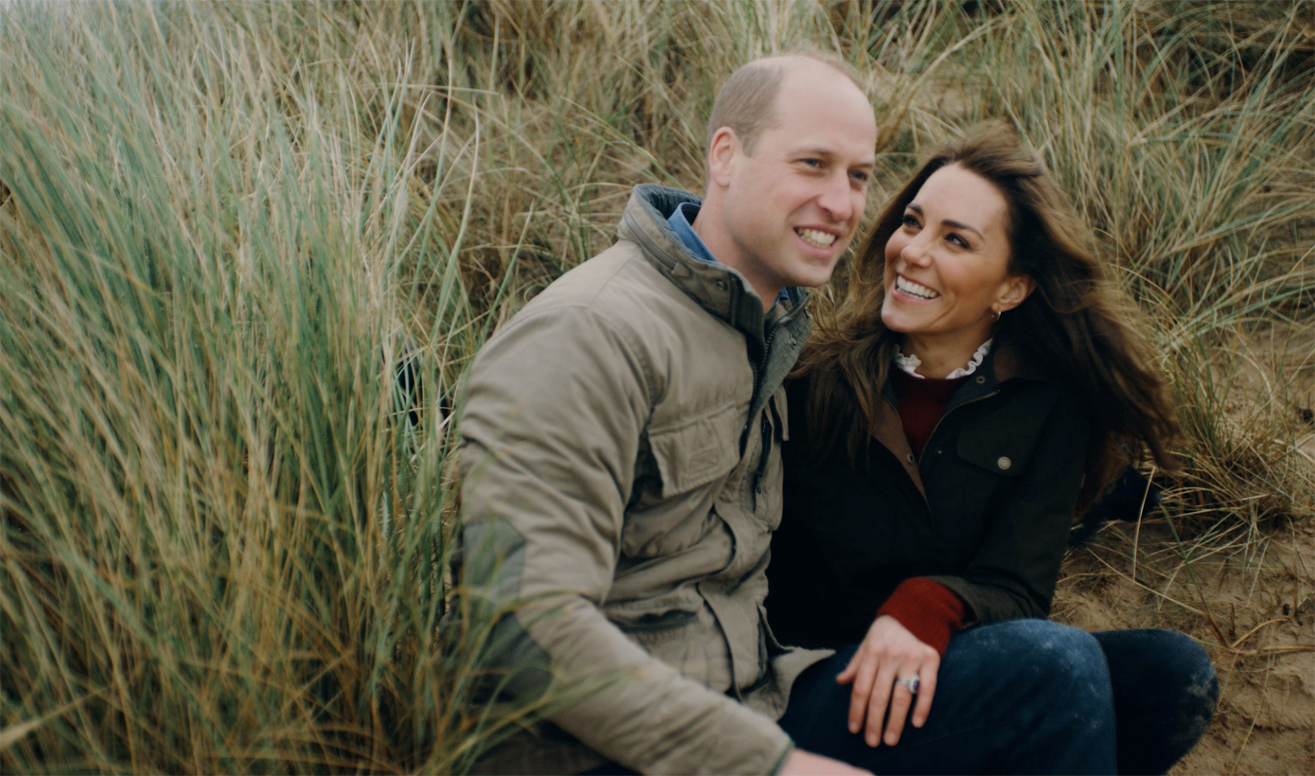 A new video clip has been shared on The Duke and Duchess of Cambridge's @kensingtonroyal social media channels