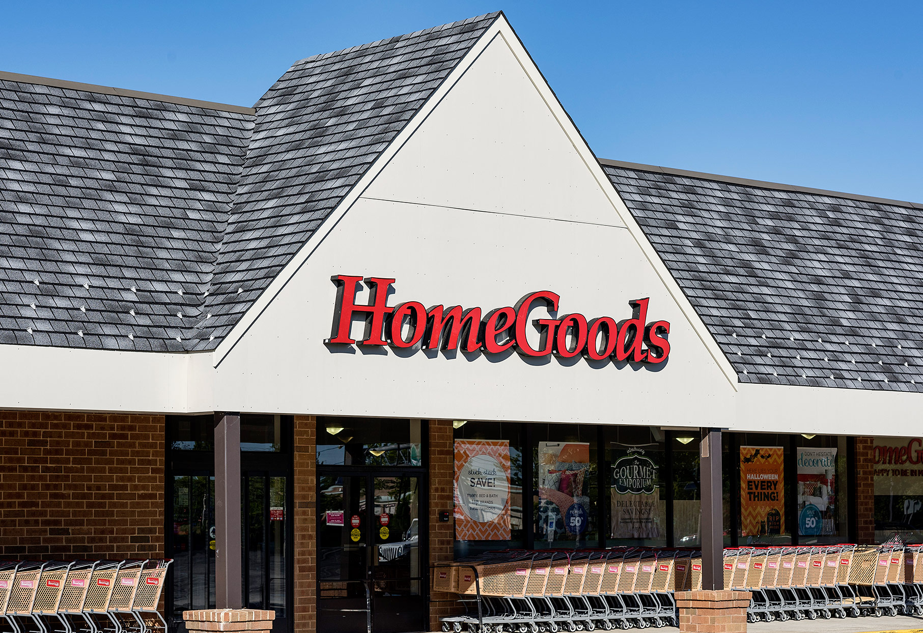 home goods storefront
