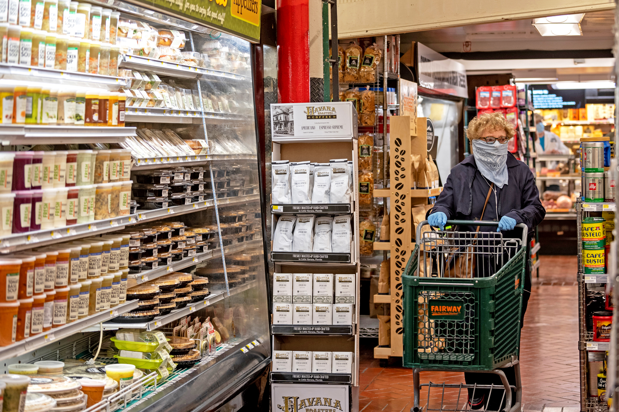 How The Pandemic May Change Grocery Shopping