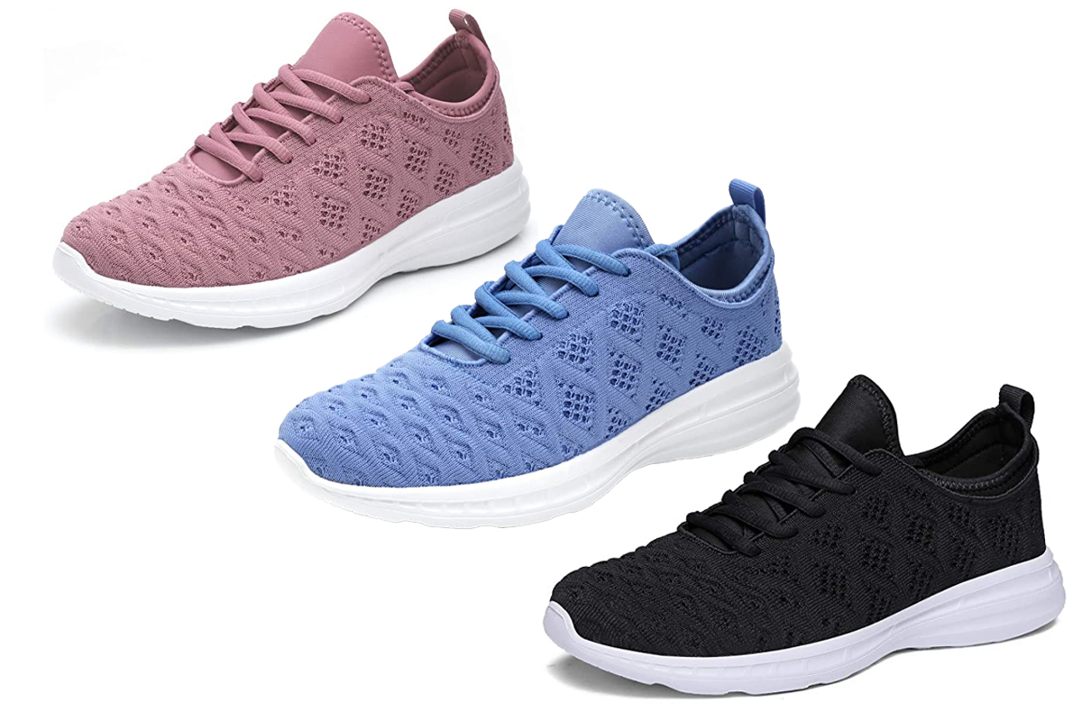 JOOMRA Women Lightweight Sneakers