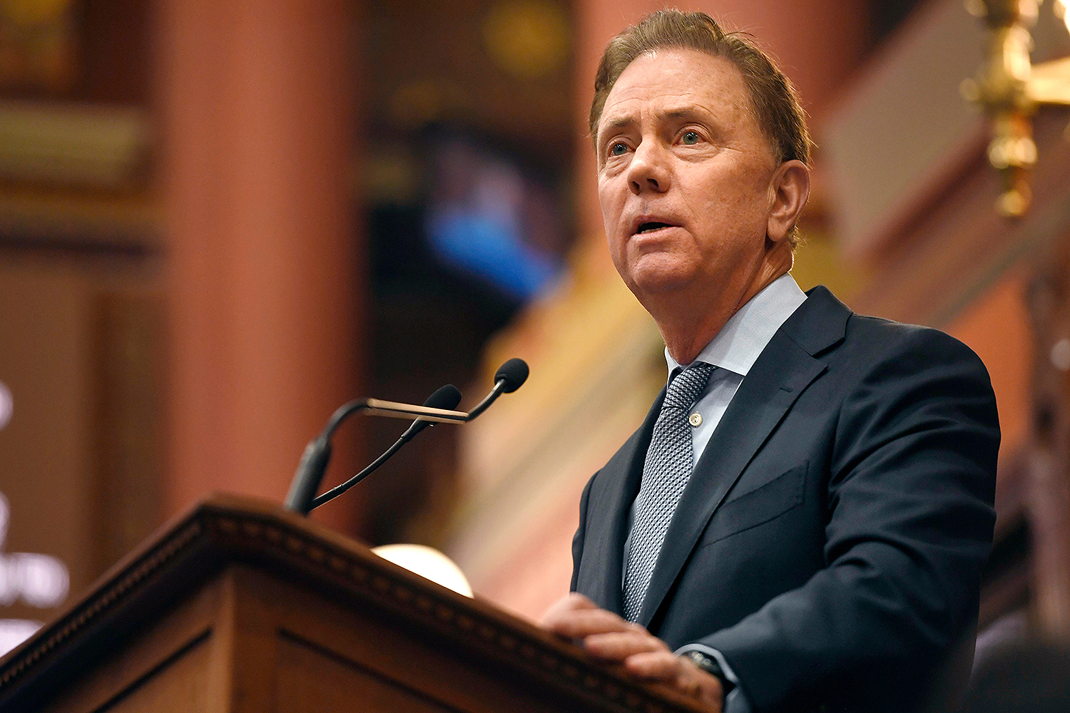 Connecticut Gov. Ned Lamont
