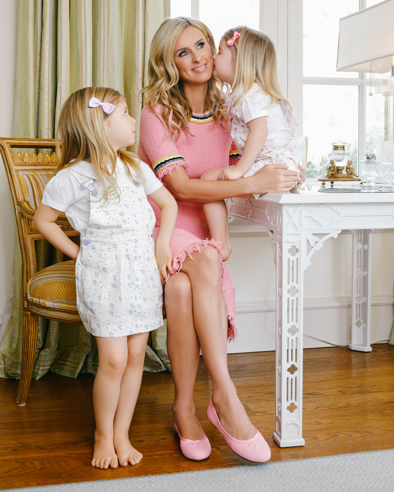 Nicky Hilton new children's clothing line