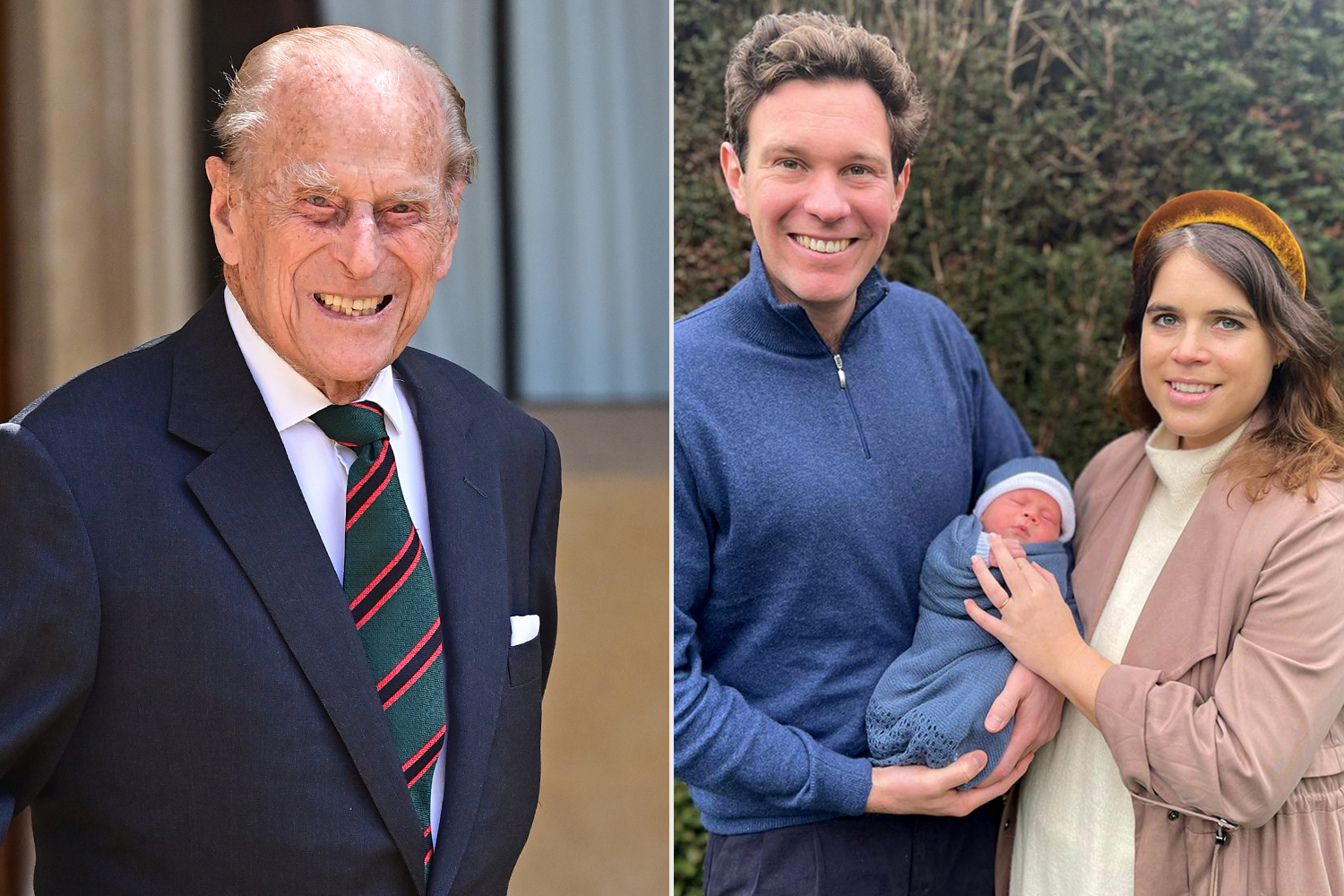 Prince Philip, Princess Eugenie