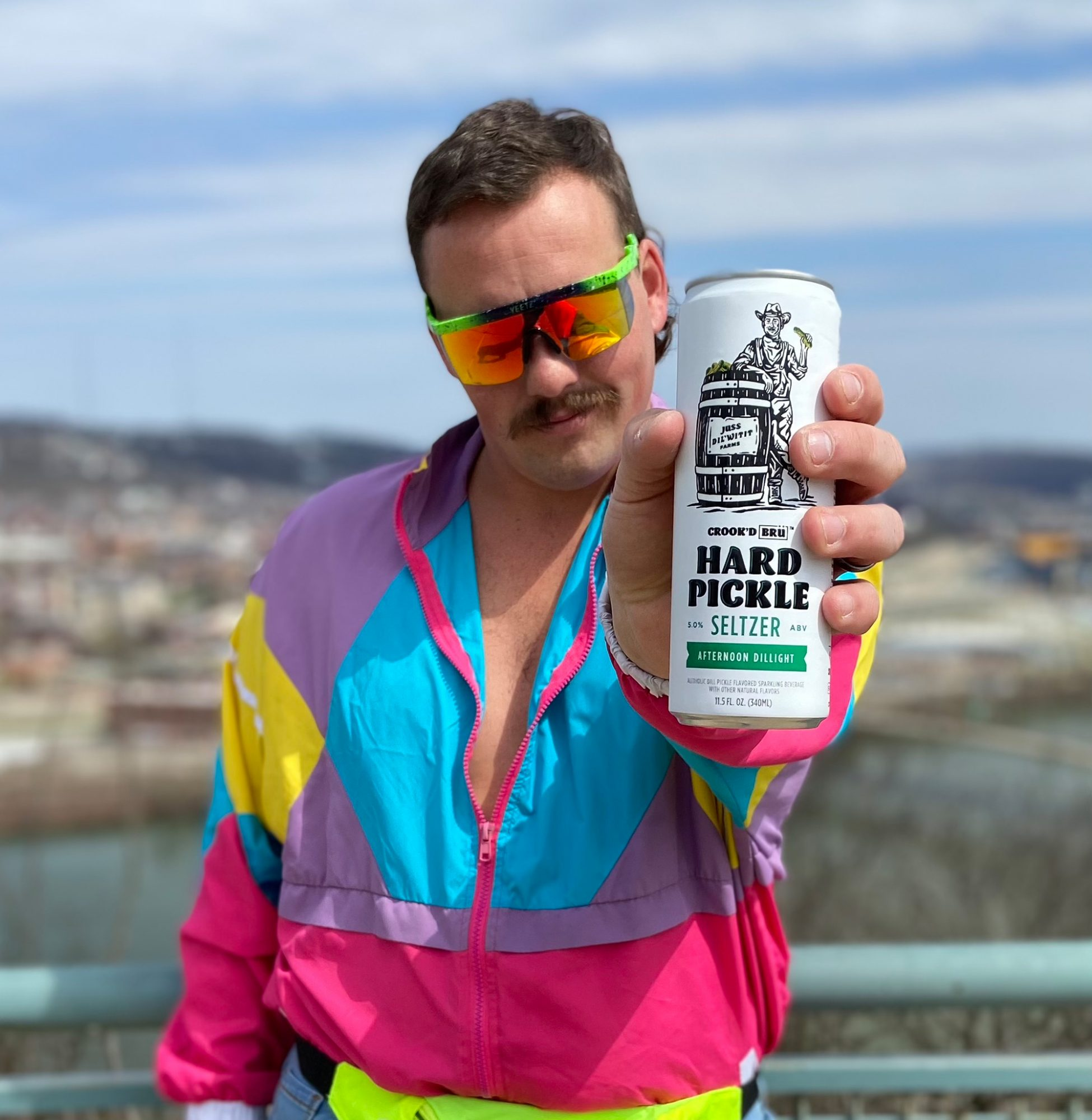 Brumate and Crook & Marker Team Up to Release Pickle Seltzer