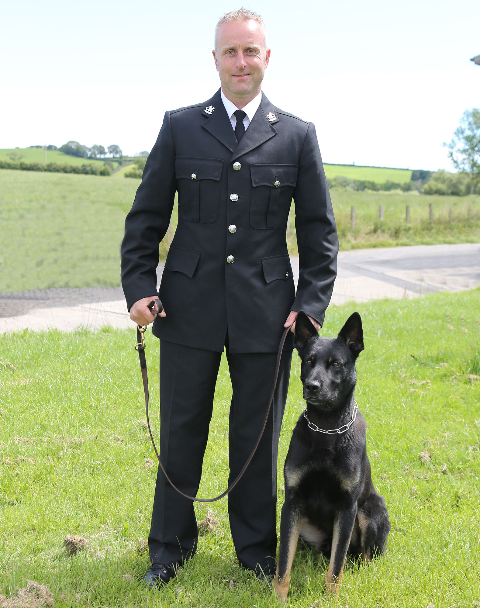 Max the Police Dog