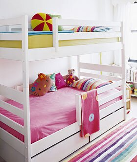 Shared Kids' Rooms | Parents