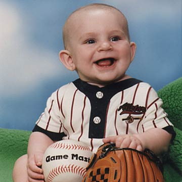 Daniel The All Star Baseball Baby