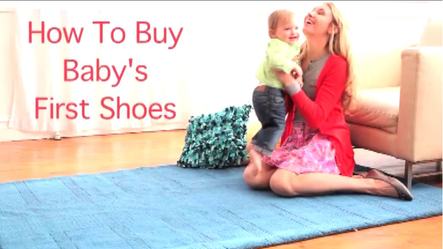 How to Buy Baby's First Shoes