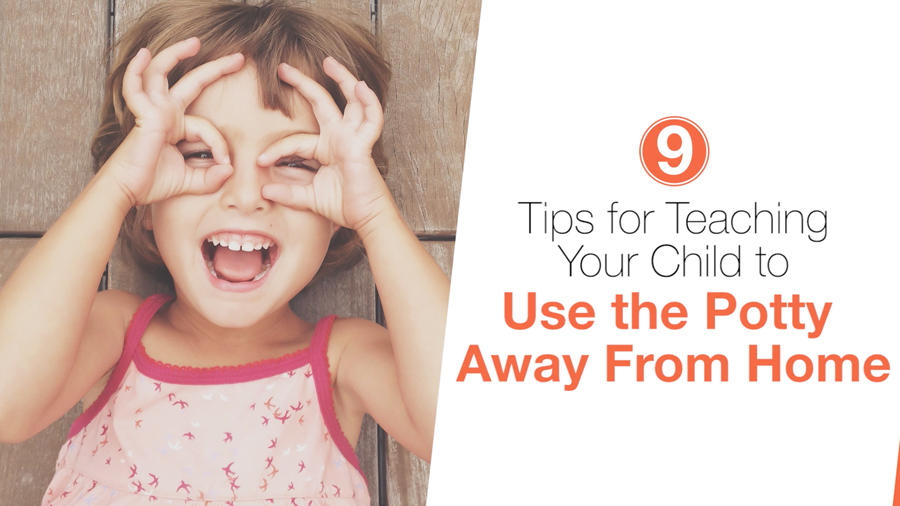 Potty Training: Toilet Tactics When You're Away from Home