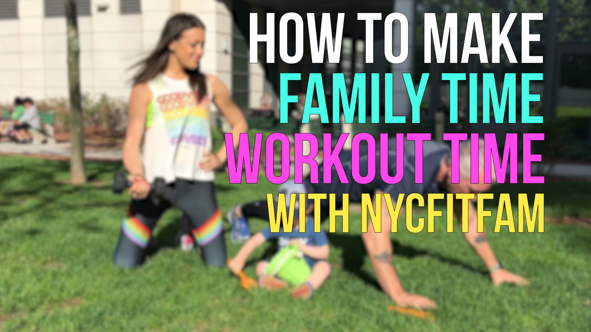 10 Ways To Exercise As A Family Staying Fit And Having Fun Together Parents