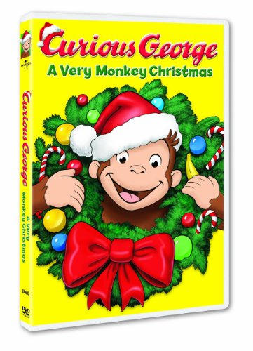 Curious George A Very Monkey Christmas Movie