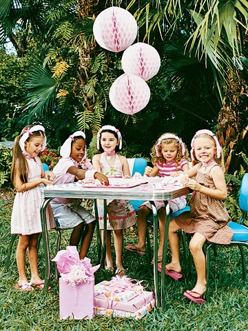 Pretty Pretty Poodles Birthday Party