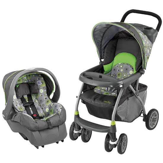 Evenflo Journey 300 stroller