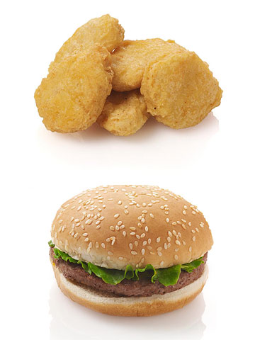 Nuggets of Burger?