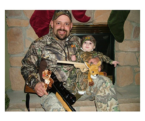 Mike and Baby Hunting