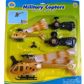 Excite USA Toy Military Copters