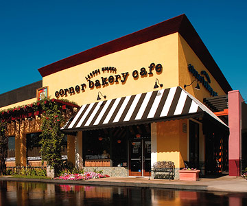 8. Corner Bakery Cafe