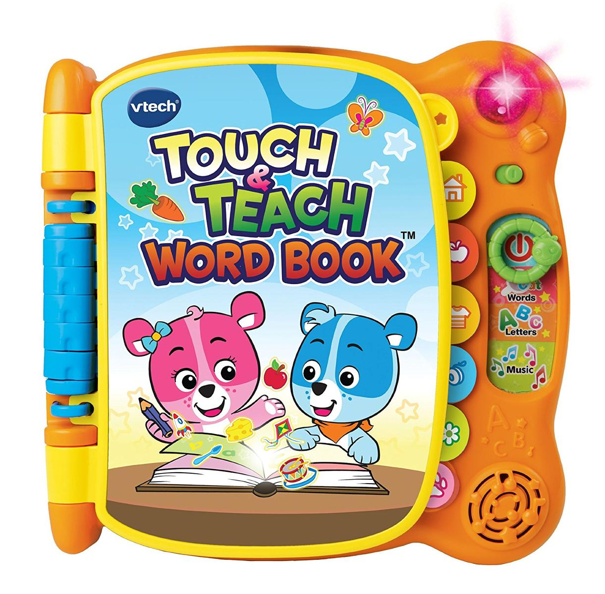 toys that teach language and talking interactive book