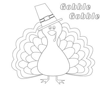 Thanksgiving Coloring Pages, Sheets and Pictures | 300x360