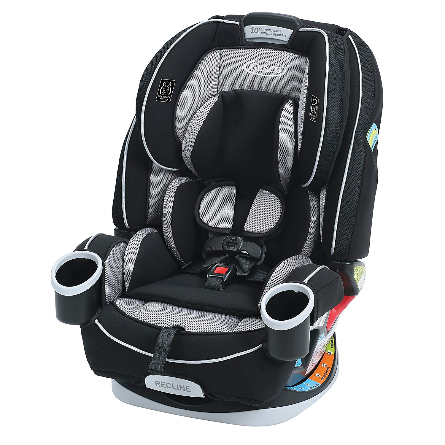 Graco 4Ever All-in-1 featuring Safety Surround