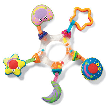Whoozit Water-Filled Activity Toy