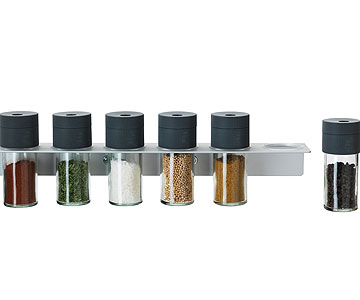 Spice Rack Solution