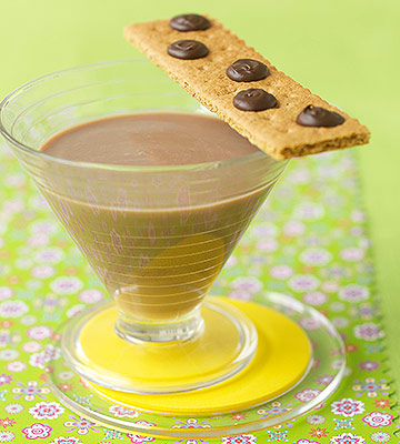 Minty Chocolate Milk recipe image