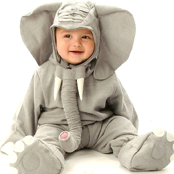 elephant Halloween costume
