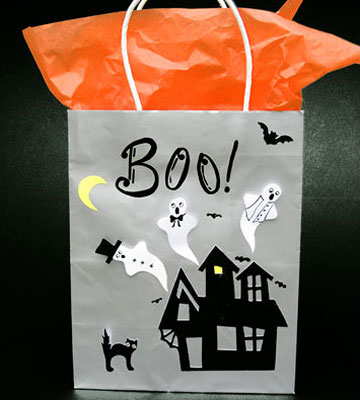 Haunted House Bag