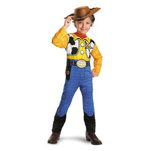 Toy Story--Woody Costume