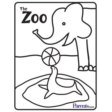 Create Your Own Coloring Book: 9 Fun Coloring Pages! | Parents