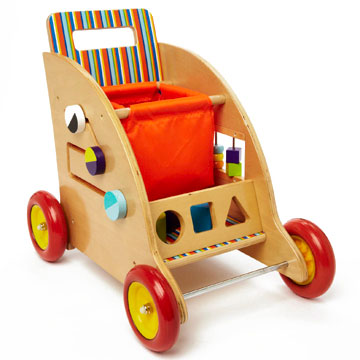Parents Stow & Go Activity Cart