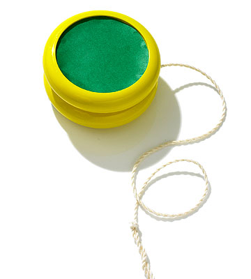 Walk the Dog  with a Yo-Yo