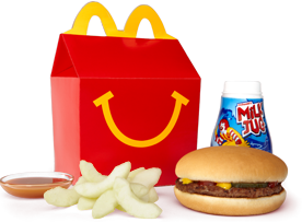 San Francisco McDonald's to Charge for Happy Meal Toys 29379