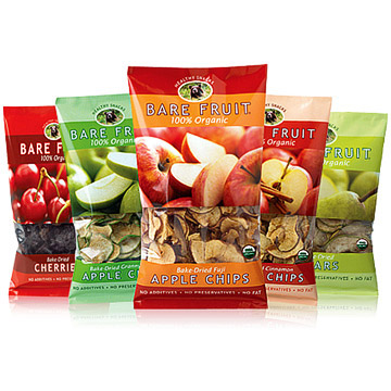Bare Fruit's Fuji Apple Chips