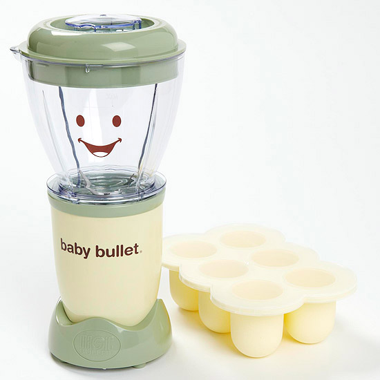Baby Bullet Complete Babycare System