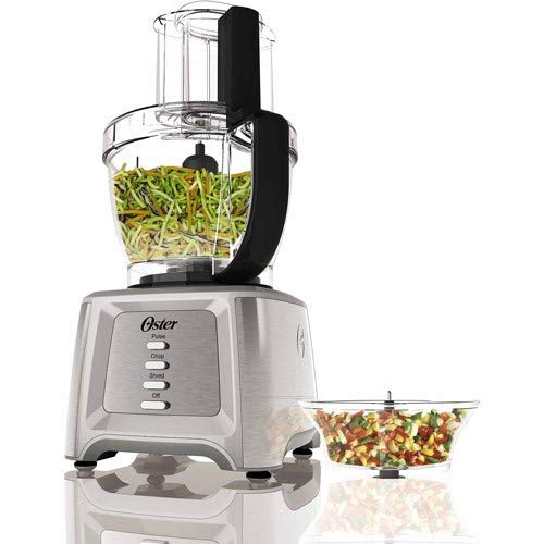 Oster Stainless 14-Cup Food Processor