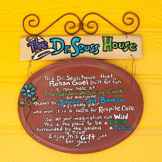 House Plaque