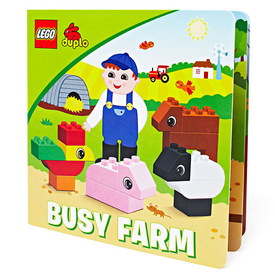 Lego Duplo Read & Build: Busy Farm